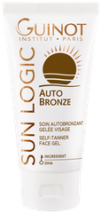 Auto Bronze Self-Tanner Face Gel