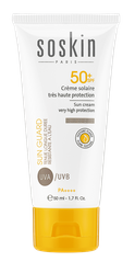 Soskin Sun Cream Very High Protection SPF50+